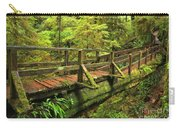 Crossing The Rainforest Ravine Carry-all Pouch