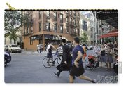Crossing The Street In Dumbo Carry-all Pouch