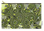 Crossing White Lines Abstract Carry-all Pouch