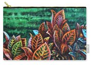 Crotons 4 Carry-all Pouch