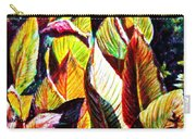 Crotons Sunlit 2 Carry-all Pouch