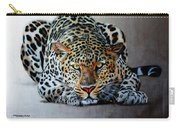 Crouching Leopard Carry-all Pouch