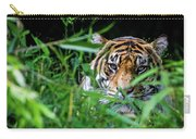 Crouching Tiger Hidden Cameraman Carry-all Pouch
