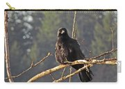 Crow Morning  Carry-all Pouch