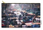 Crowded Streets Carry-all Pouch