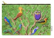 Crowded Tree Carry-all Pouch