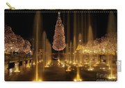 Crown Center Christmas 2 Carry-all Pouch