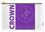 Crown Chakra Series Three Carry-all Pouch