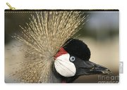 Crown Crane Close Up Carry-all Pouch