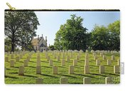 Crown Hill National Cemetery, Indianapolis, Indiana Carry-all Pouch