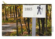 Crown Hill Road 1885 Carry-all Pouch