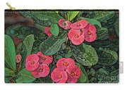 Crown Of Thorns Delight Carry-all Pouch