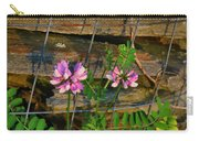 Crown Vetch 1 Carry-all Pouch