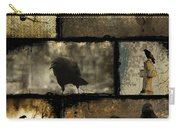 Crows And One Rabbit Carry-all Pouch