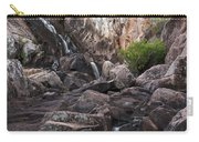 Crows Nest Falls During The Day. Carry-all Pouch
