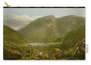 Crow's Nest Carry-all Pouch by Thomas Worthington Whittredge