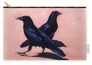 Crows Carry-all Pouch