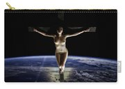 Crucified Tellus Carry-all Pouch