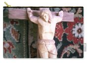 Crucifix Carry-all Pouch