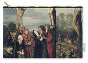 Crucifixion Carry-all Pouch by Eduard Karl Franz von Gebhardt