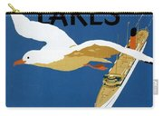 Cruise Across The Great Lakes - Canadian Pacific - Retro Travel Poster - Vintage Poster Carry-all Pouch