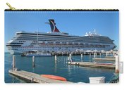 Cruise Ship Carry-all Pouch