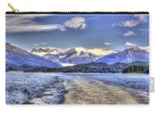 Cruise Ship Mountains 2 Carry-all Pouch