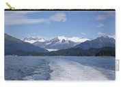 Cruise Ship Mountains Carry-all Pouch