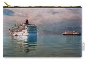 Cruise Ship Parking Carry-all Pouch