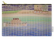 Cruise Vacation Destination Carry-all Pouch