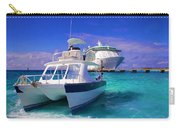 Cruising Blues Carry-all Pouch