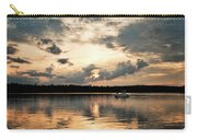 Cruising, Eagle Lake, Almaguin Highlands, Ontario Carry-all Pouch