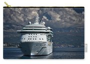 Cruising The Adriatic Sea Carry-all Pouch