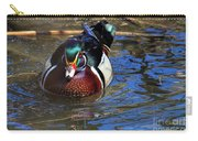 Cruising The Crick Carry-all Pouch