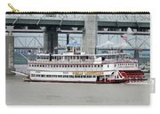 Cruising The Ohio River Carry-all Pouch