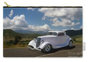 Cruizing Model A Ford Hot Rod Carry-all Pouch