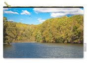 Crum Creek In Autumn Carry-all Pouch