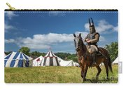Saddled Up For Battle, Denmark Carry-all Pouch