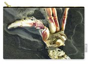 Crustacean On The Shore Carry-all Pouch