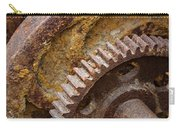 Crusty Rusty Gears Carry-all Pouch