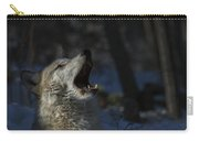 Cry In The Wild Carry-all Pouch