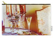 Crystal And Champagne Carry-all Pouch