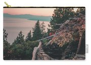 Crystal Bay Hut Carry-all Pouch