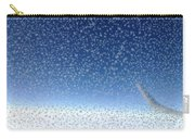 Crystal Blue Carry-all Pouch