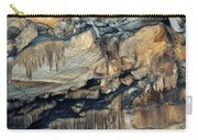 Crystal Cave Marble Sequoia Portrait Carry-all Pouch