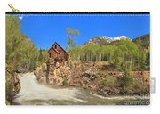 Crystal Colorado Dead Horse Mill Carry-all Pouch