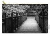 Crystal Garden Bridge Carry-all Pouch