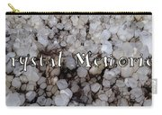 Crystal Memories Carry-all Pouch