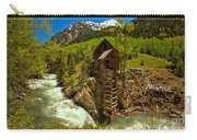 Crystal Mill Summer Landscape Carry-all Pouch