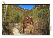 Crystal Mill Through The Trees Carry-all Pouch